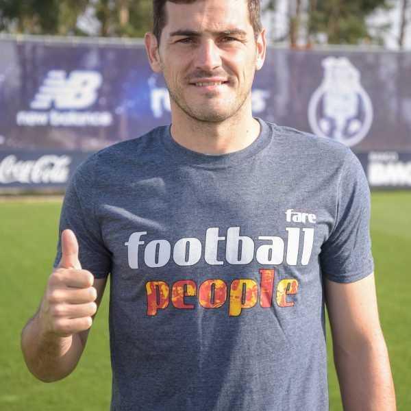 Iker Casillas t-shirt