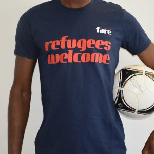 Refugees Welcome T-shirt 3
