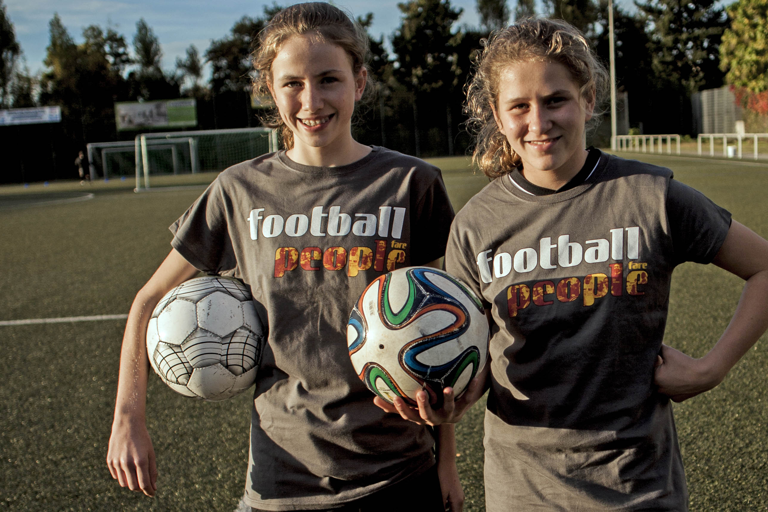 T-Shirt -Football People4